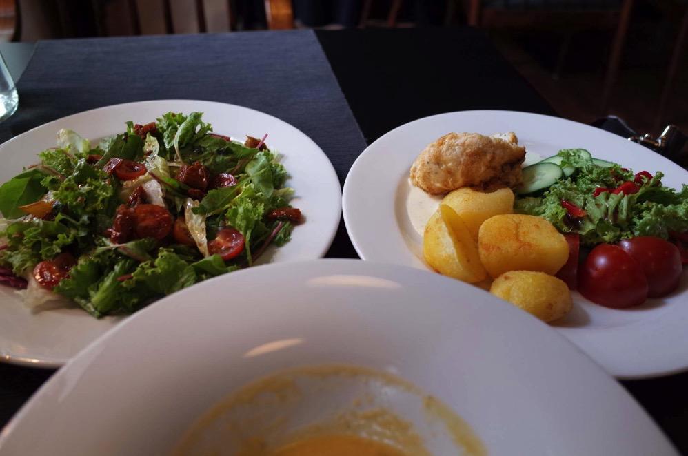 Food hotel